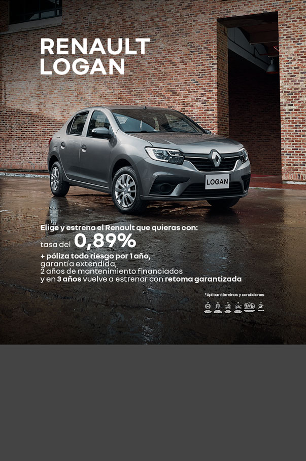 Encuentra tu Logan en CasaToro Renault