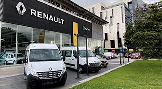Concesionario Av.Cali con calle 26 Renault