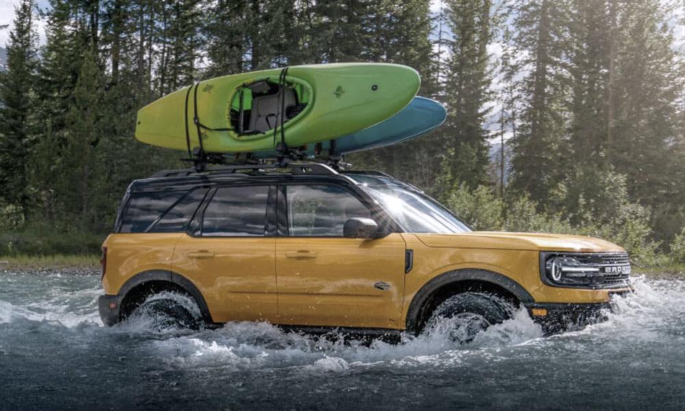 Exterior Ford Bronco Sport 2021