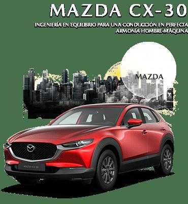 Modelo MAZDA CX-30