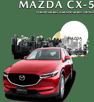 Modelo MAZDA CX-5