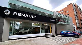 Concesionario Chicó Renault