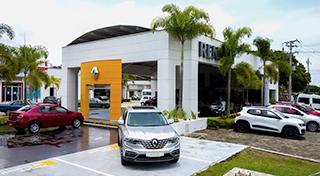 Concesionario Ibagué Renault