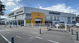 Concesionario Puente Aranda Renault