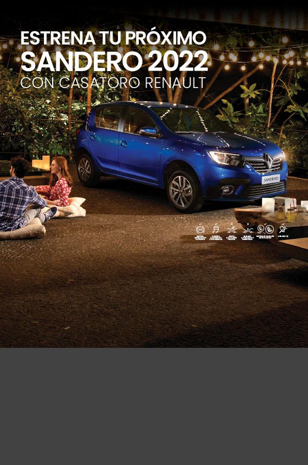 CT Renault | Zonal Bogotá Sander