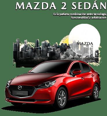 Modelo MAZDA 2 SEDÁN