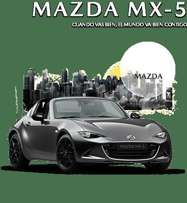 Modelo MAZDA MX-5