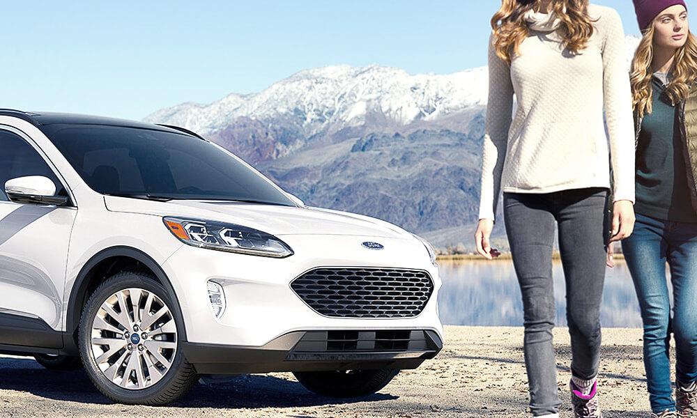 Exterior Ford Nueva Escape Híbrida