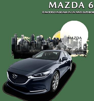 Modelo MAZDA 6