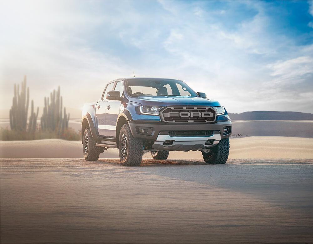 Ford Nueva Ranger Raptor