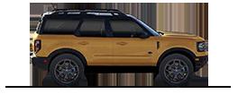 Ford - Bronco Sport 2021 Bronco Sport Wildtrak 4x4