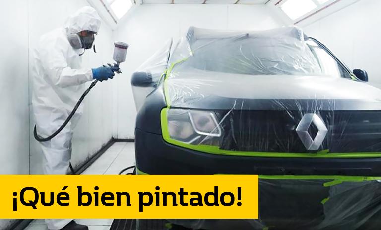 Servicio SOAT  Renault