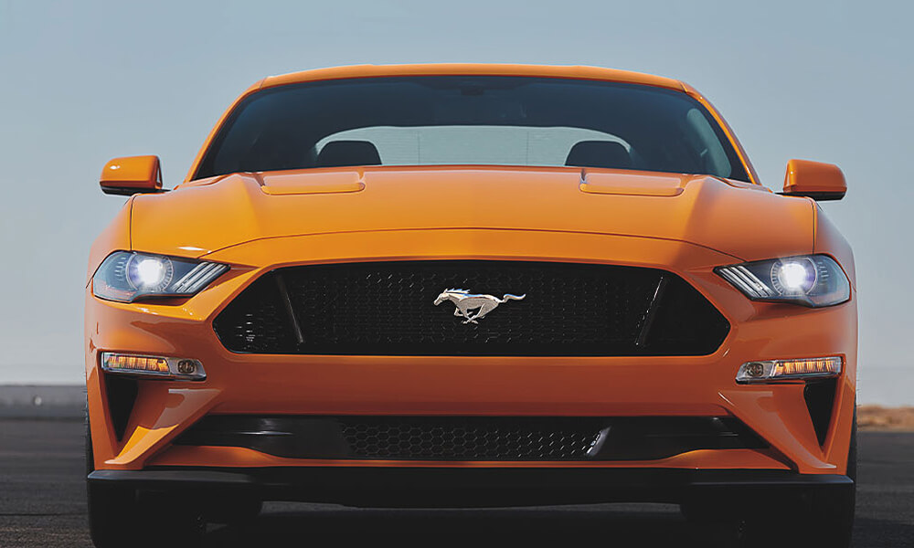 Exterior Ford Nuevo Ford Mustang GT