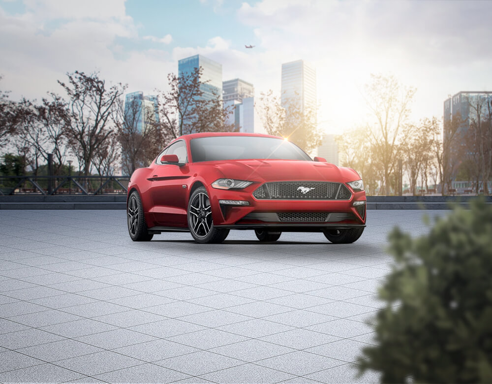 Ford Nuevo Ford Mustang GT