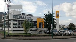 Concesionario Villavicencio Renault