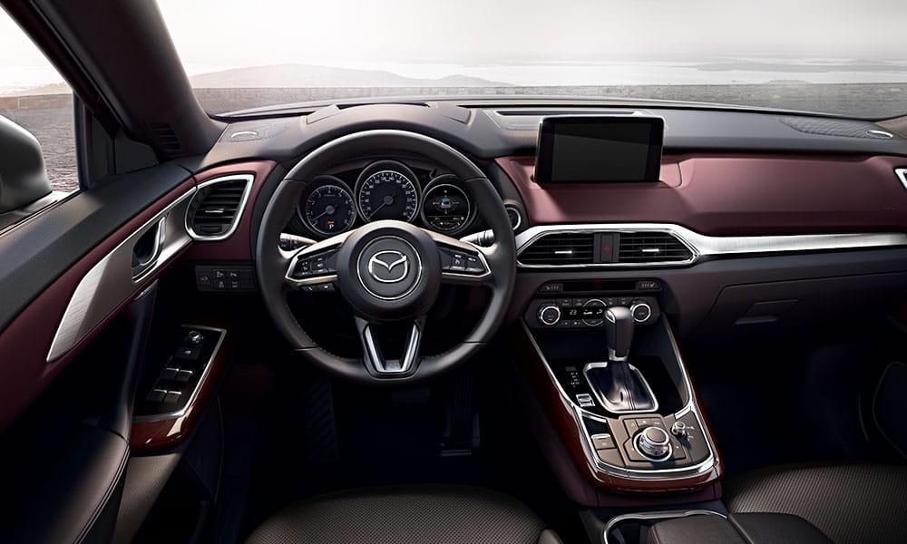 Interior MAZDA CX-9