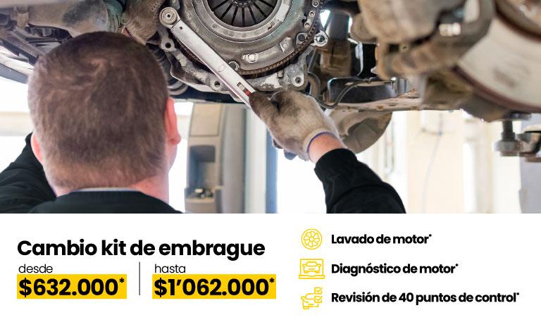 Servicio #541 Renault