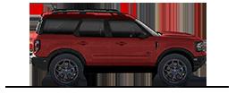 Ford - Bronco Sport 2021 Bronco Sport Big Bend 4x4