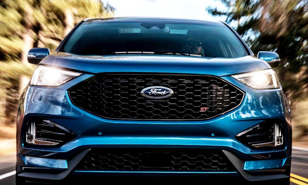 Exterior Ford Nueva Edge ST
