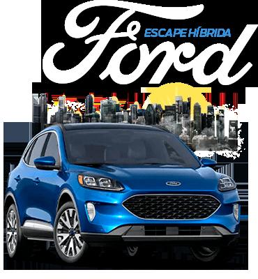 Ford Nueva Escape Híbrida