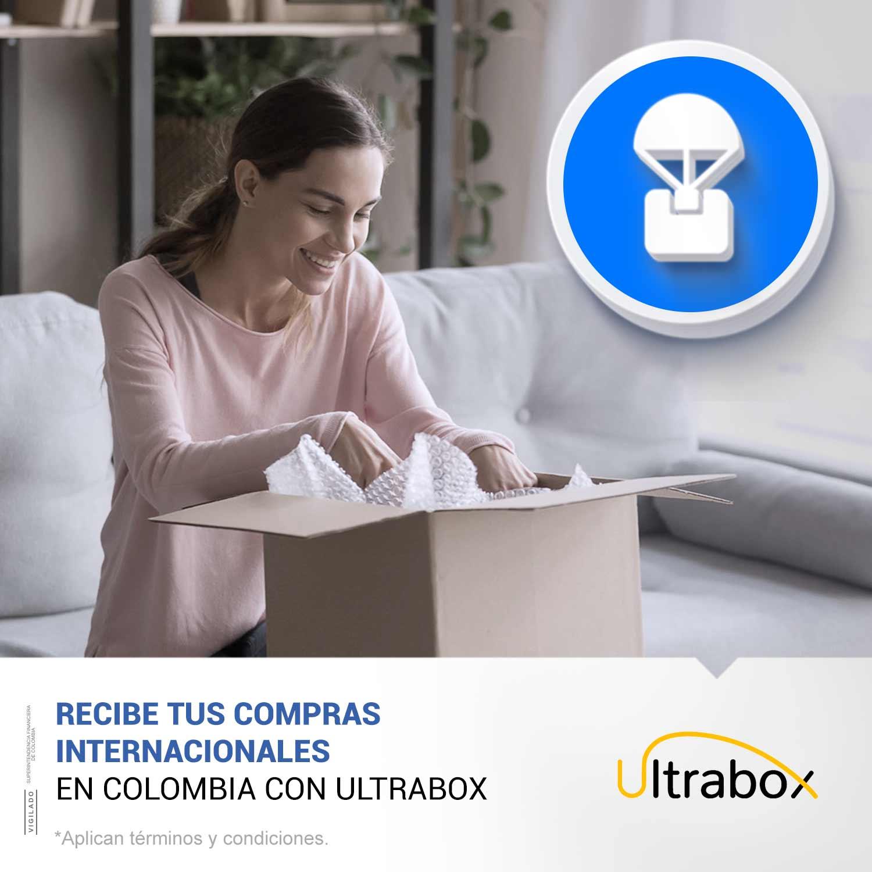 Recibe tus compras internacionales en Colombia