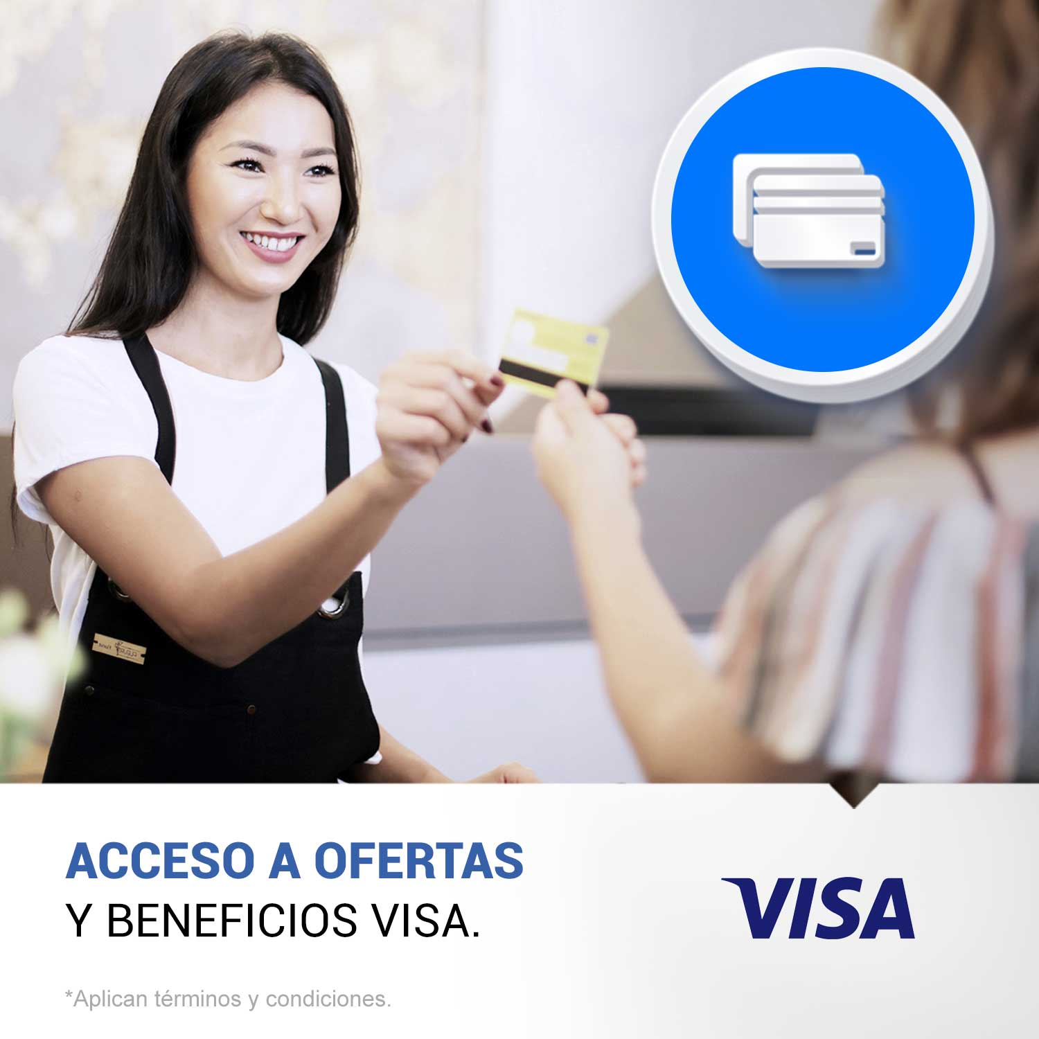 Beneficios VISA