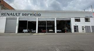 Taller San Fernando  Renault